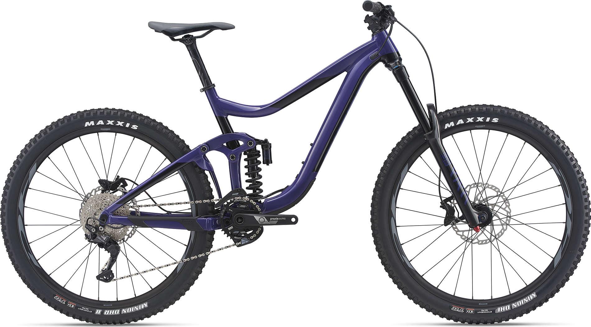 Велосипед Giant Reign SX (2021)
