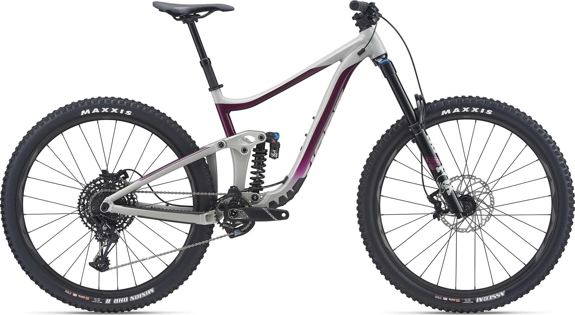 Велосипед Giant Reign SX 29 (2021)