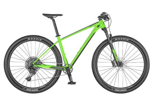 Велосипед Scott Scale 960 (2021)