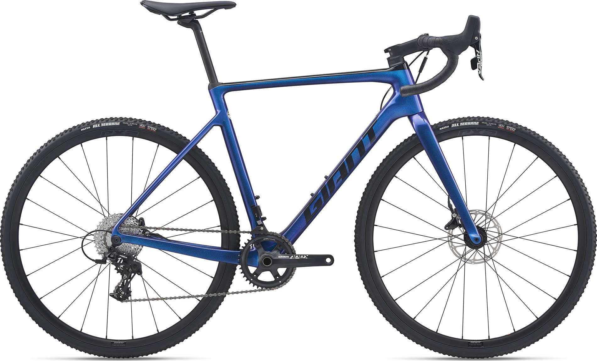 Велосипед Giant TCX Advanced PRO 2 (2021)