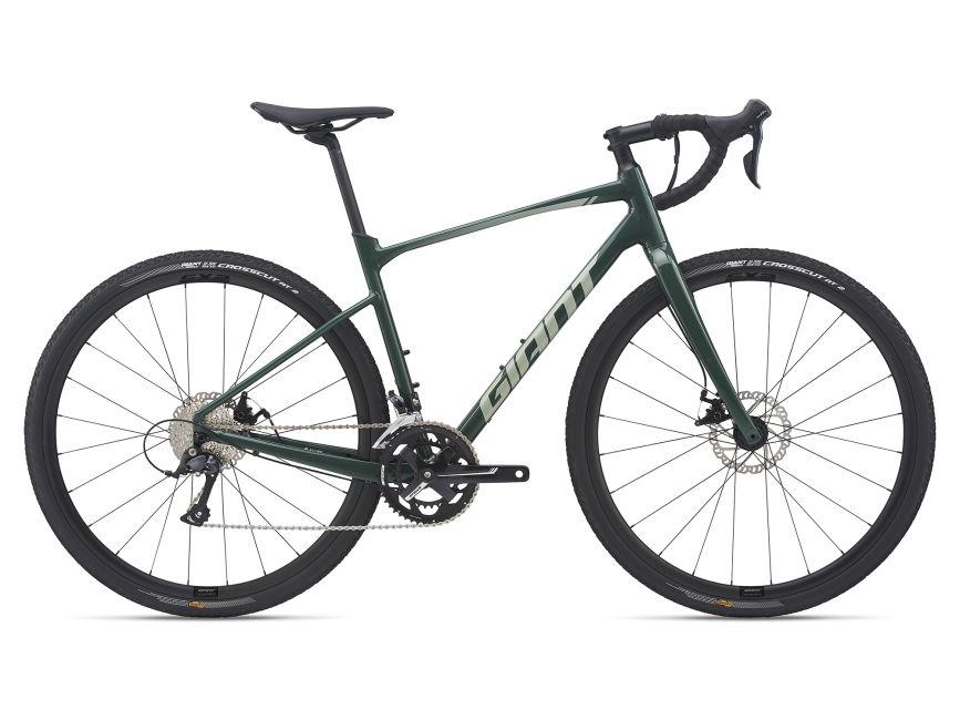 Велосипед Giant Revolt 2 (2021)