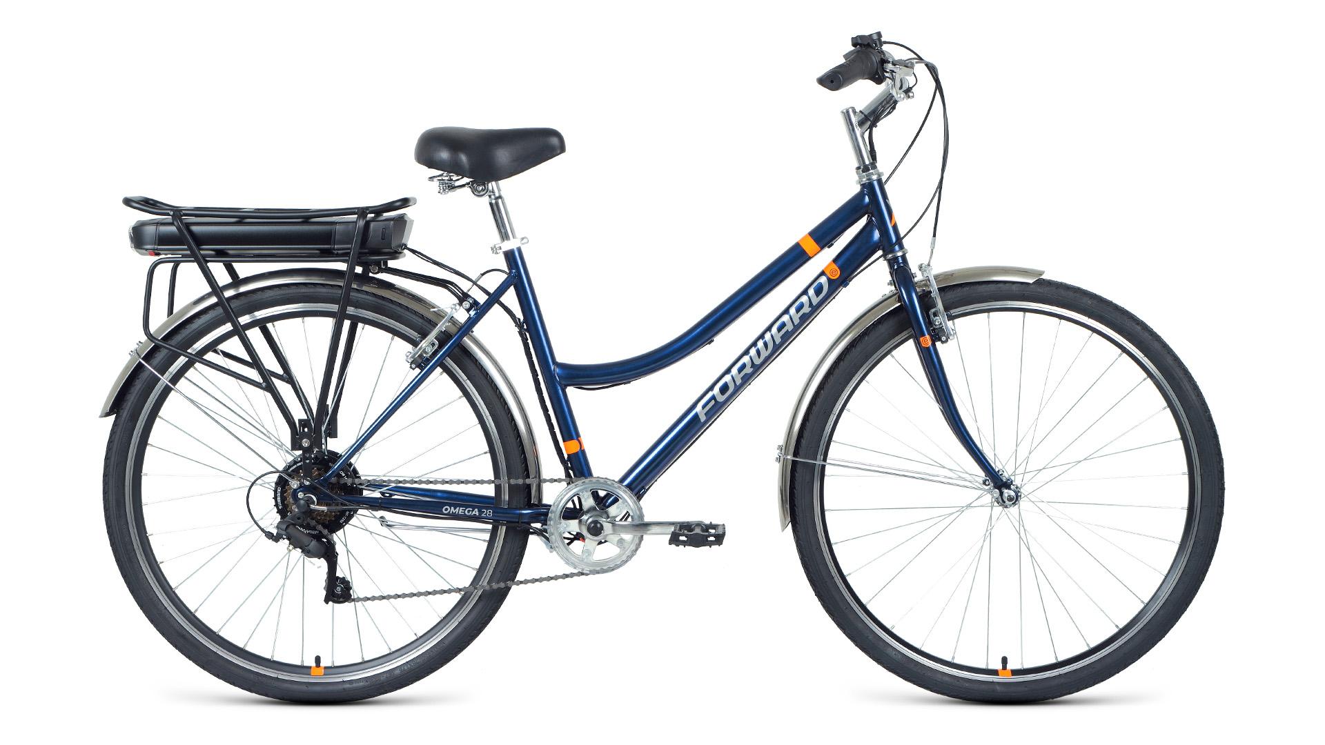 Электровелосипед Forward OMEGA 28 250w (2021)