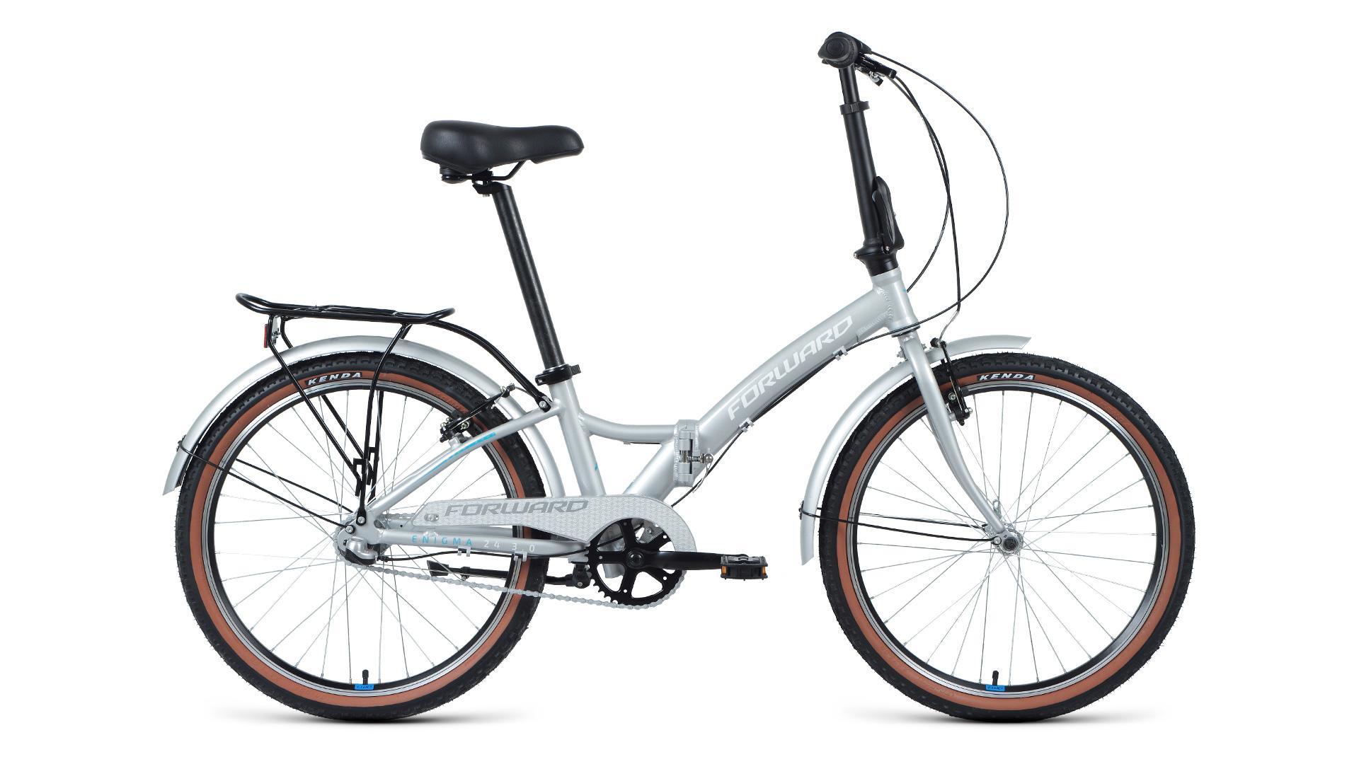 Велосипед Forward Enigma 24 3.0 (2021)
