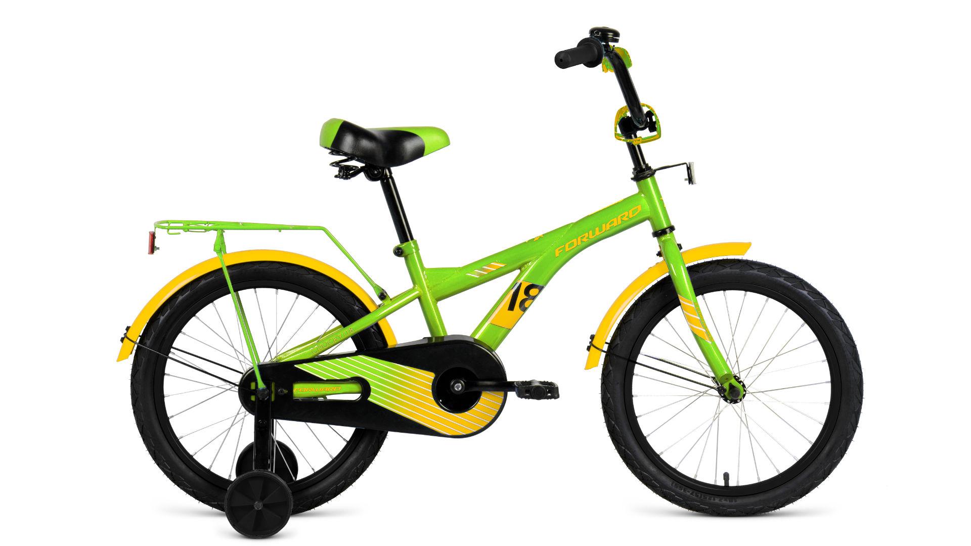 Велосипед Forward Crocky 18 (2021)