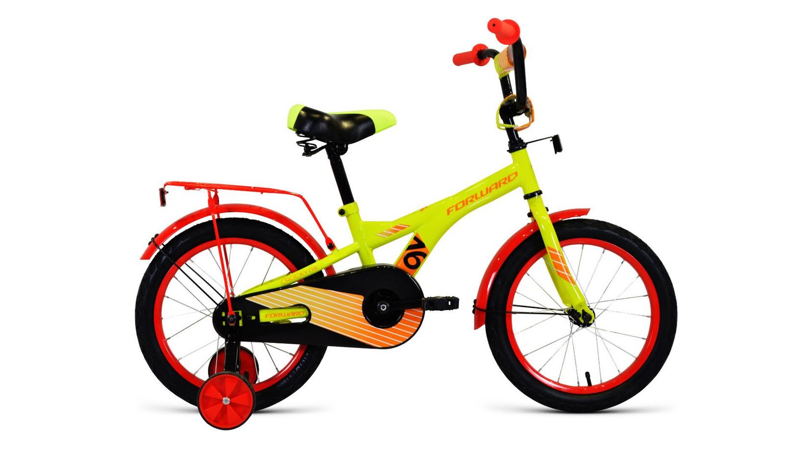 Велосипед Forward Crocky 16 (2021)