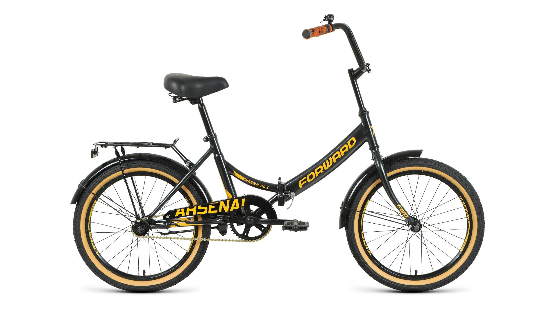 Велосипед Forward Arsenal 20 X (2021)
