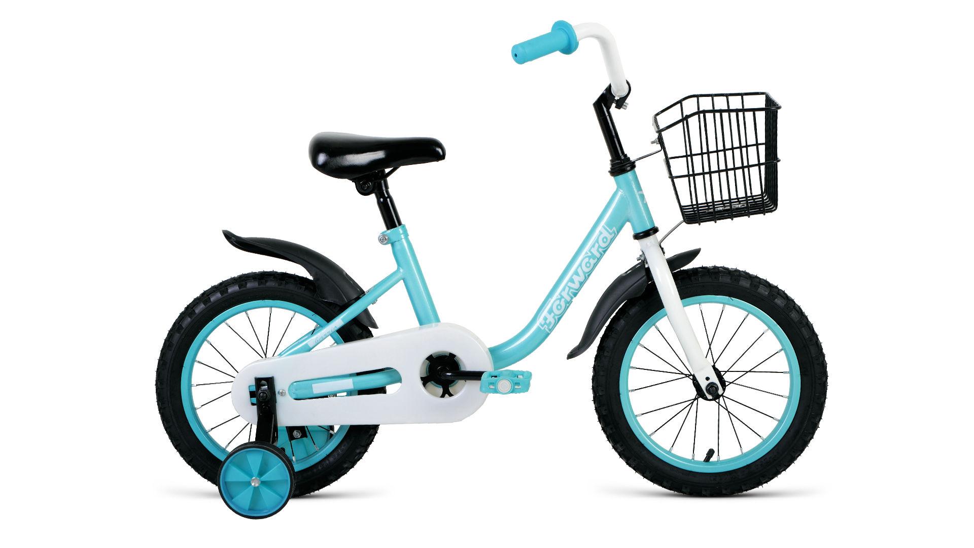 Велосипед Forward Barrio 14 (2021)