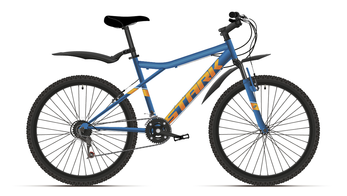 Велосипед Stark Slash 26.1 D (2021)