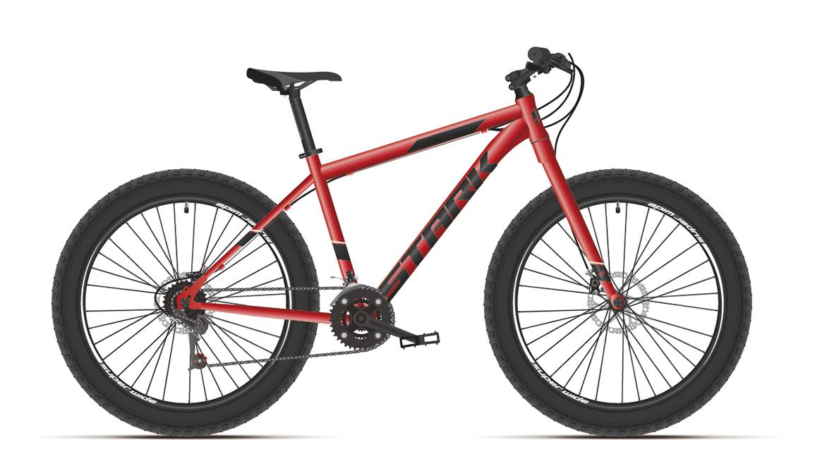 Велосипед Stark Fat 26.2 HD (2021)