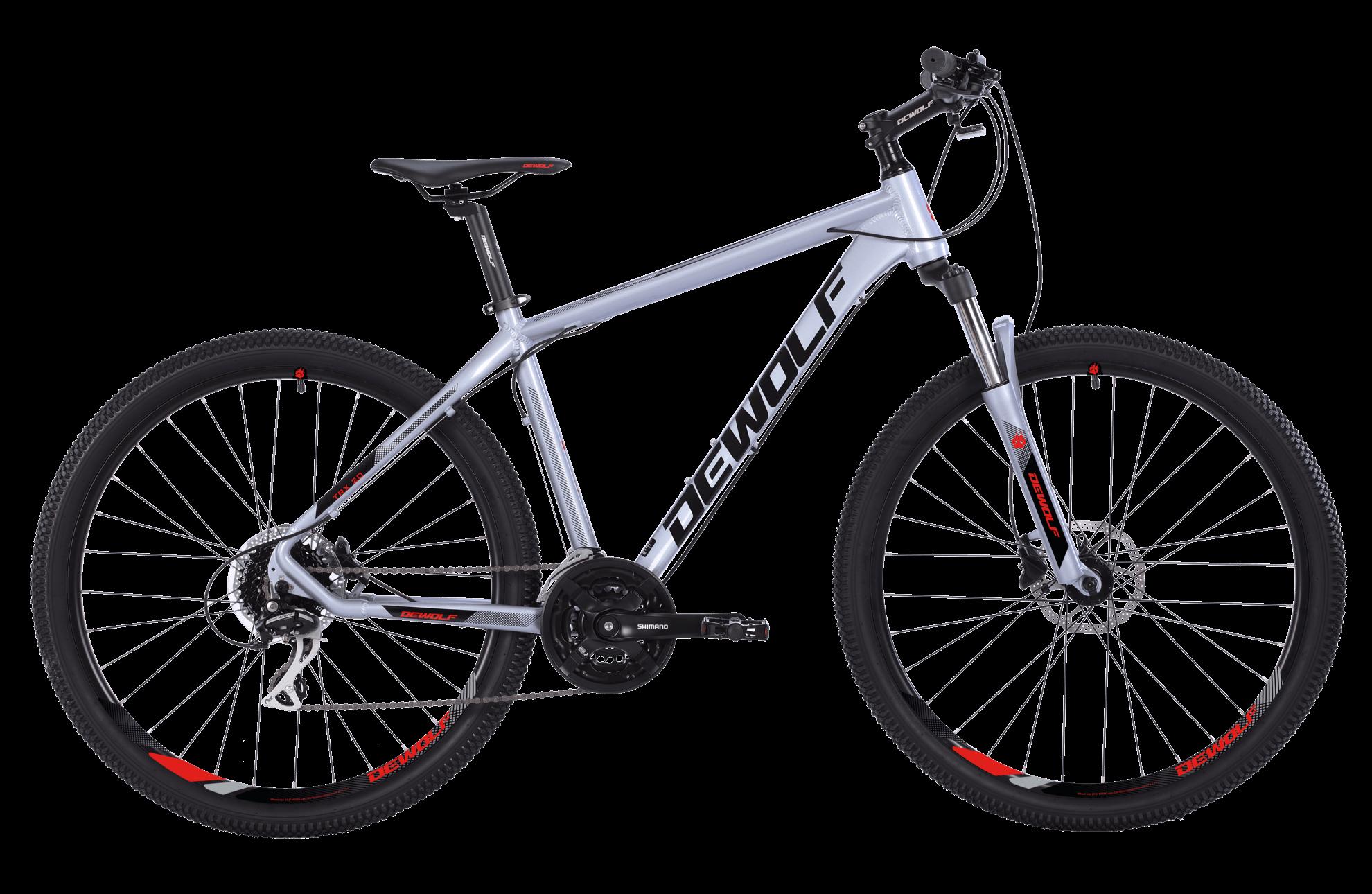 Велосипед Dewolf TRX 20 (2021)