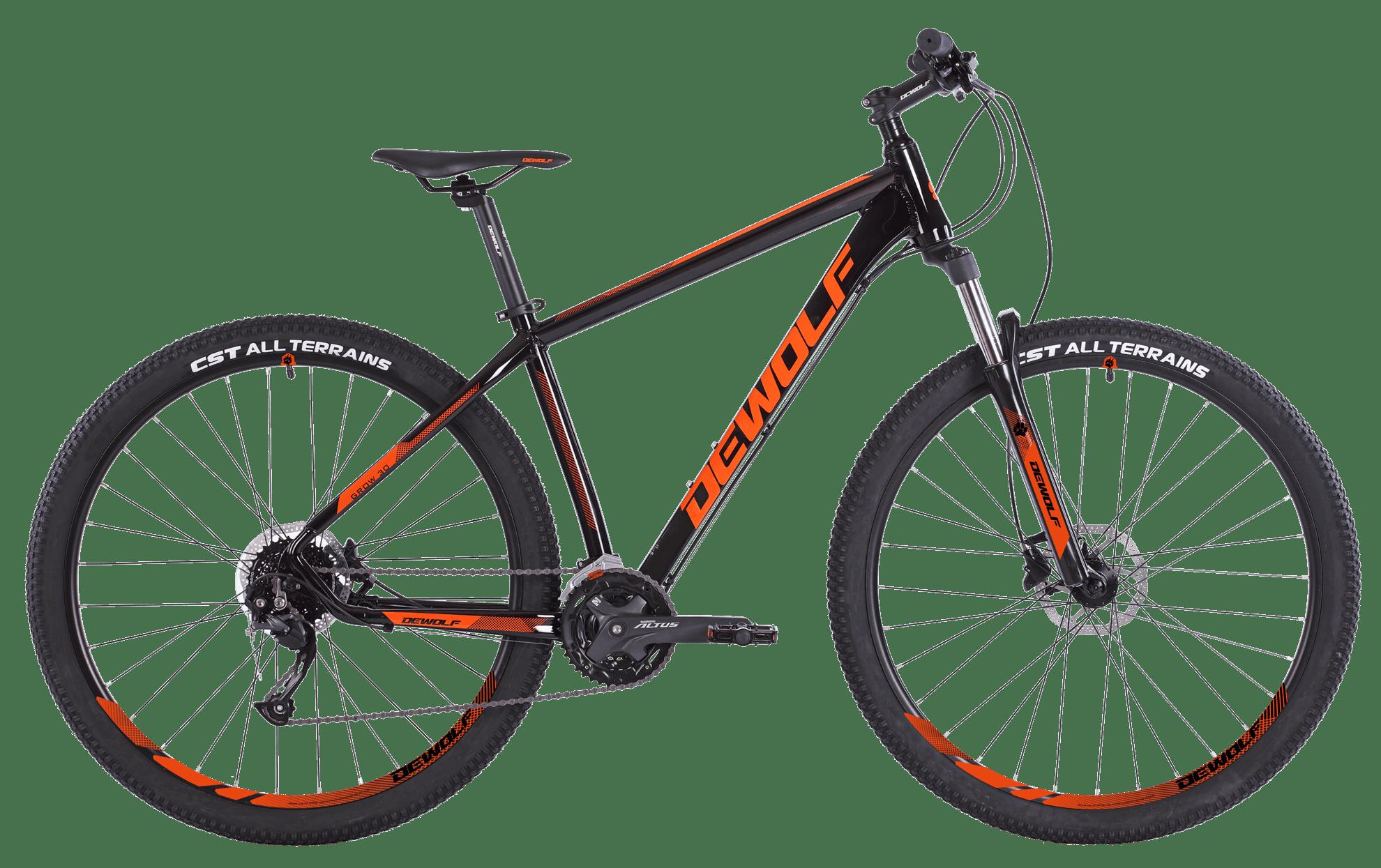 Велосипед Dewolf Grow 30 (2021)