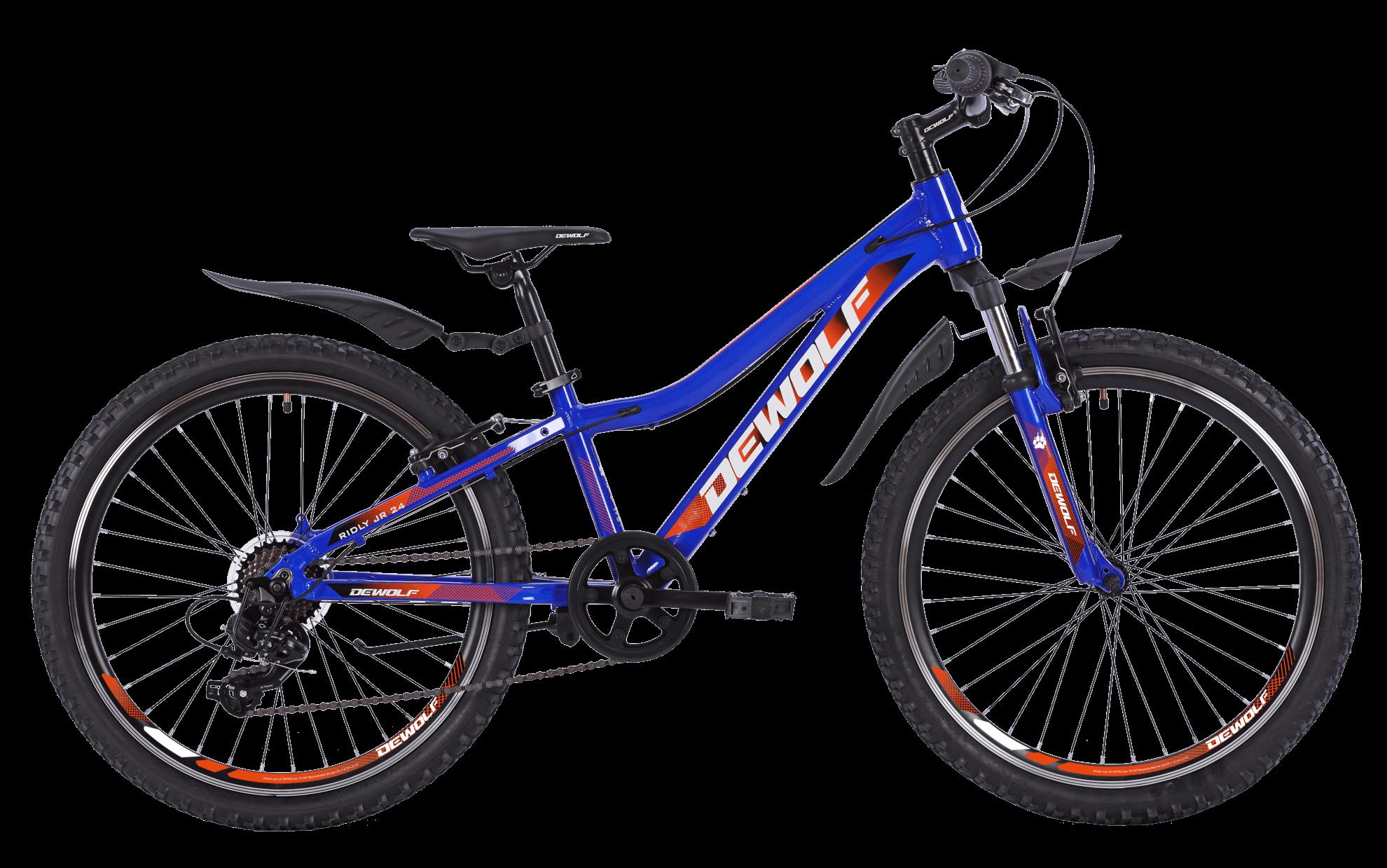 Велосипед Dewolf Ridly JR 24 (2021)