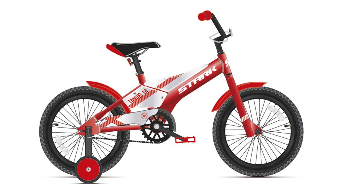 Велосипед Stark Tanuki 14 Boy (2021)