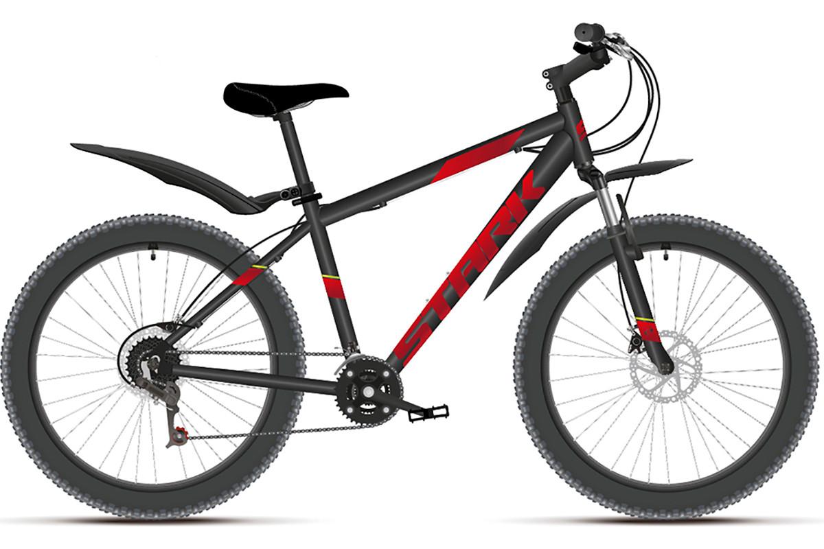 Велосипед Stark Tank 27.1 D+ (2021)