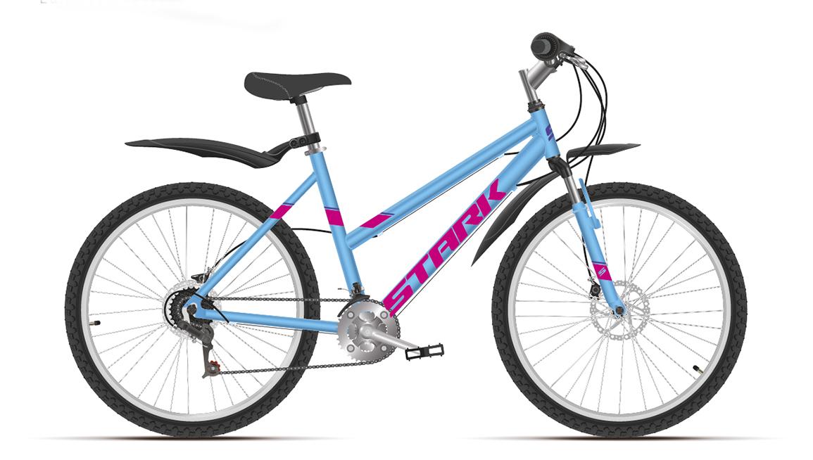 Велосипед Stark Luna 26.1 D (2021)
