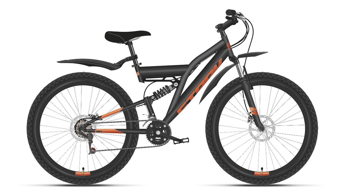 Велосипед Stark Jumper 27.1 FS D (2021)