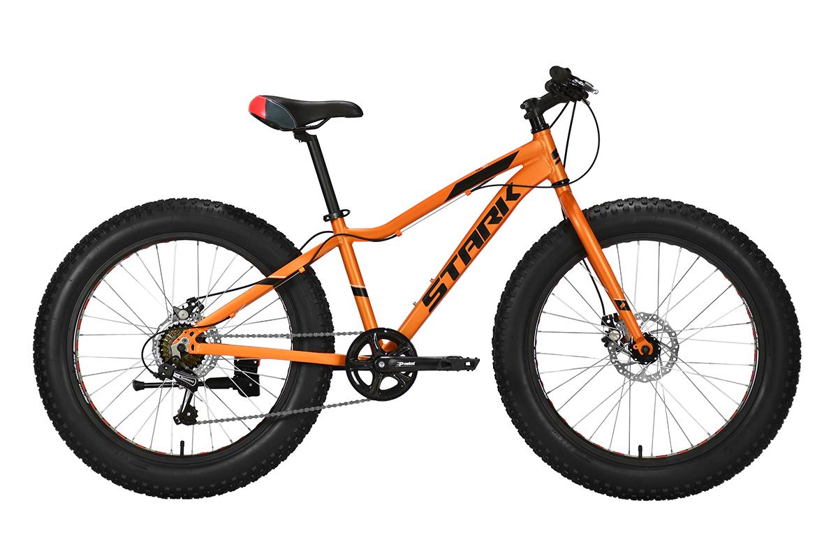Велосипед Stark Rocket Fat 24.1 D (2021)