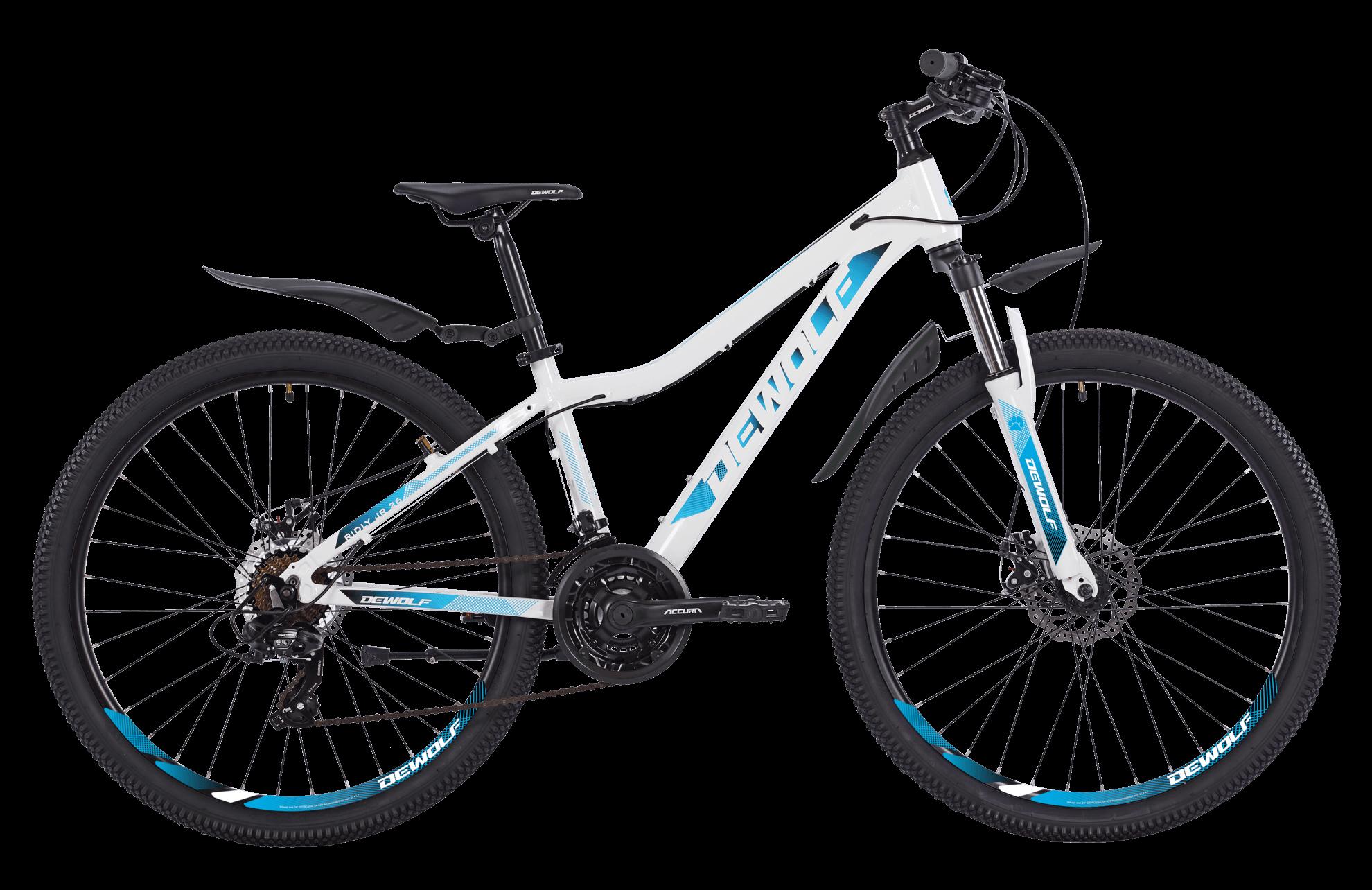 Велосипед Dewolf Ridly JR 26 (2021)